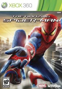 The Amazing Spider Man - Xbox 360
