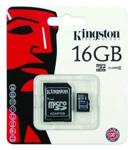 Memória SD/Micro SD 16gb - Sandisk