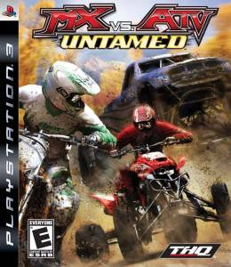 MX vs ATV: Untamed - PS3