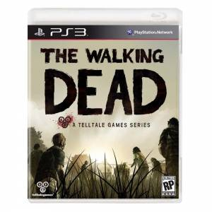 The Walking Dead: A Telltale Game Series - PS3