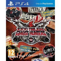 Tokyo Twilight Ghost Hunters - PS4