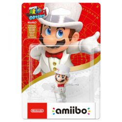 Amiibo: Mario (Wedding Outfit) - Nintendo Switch