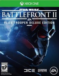 Star Wars: Battlefront II - Edição Trooper de Elite Deluxe - Xbox One