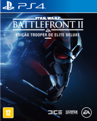Star Wars: Battlefront II - Edição Trooper de Elite Deluxe - PS4