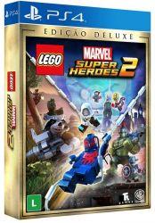 LEGO Marvel Super Heroes 2 - Edição Deluxe - PS4