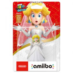 Amiibo: Peach (Wedding Outfit) - Nintendo Switch