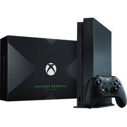 Console Xbox One X 1TB Project Scorpio