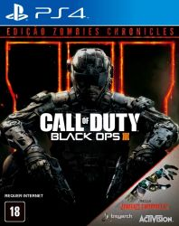 Call of Duty: Black Ops 3: Edição Zombies Chronicles - Totalmente em  Português - PS4