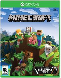 Minecraft Explorers Pack  - 4K ULTRA HD - Xbox One