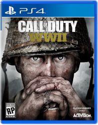 Call of Duty: WWII - Seminovo - PS4