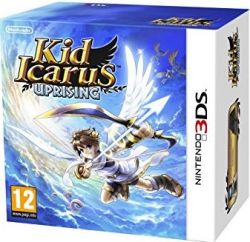 Kid Icarus: Uprising - Seminovo - Nintendo 3DS