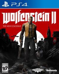 Wolfenstein II: The New Colossus - Seminovo - PS4