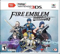 Fire Emblem: Warriors - New Nintendo N3DS