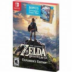 Legend of Zelda: Breath of the Wild - Explorer