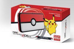 Console New Nintendo 2DS XL - Poke Ball Edition