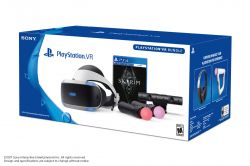Playstation VR Launch Bundle - The Elder Scrolls V: Skyrim Included - PS4