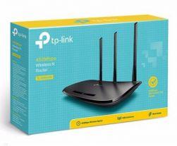 Roteador Wireless 3 Antenas (TL-WR949N) - TPLINK