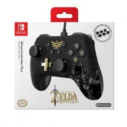 Nintendo Switch Wired Controller Plus: The Legend of Zelda Limited Edition