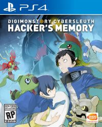 Digimon Story Cyber Sleuth: Hacker's Memory - PS4