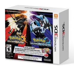 Pokemon Ultra Moon & Sun Veteran Edition - Nintendo 3DS