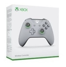 Controle Wireless Edição Grooby Green/Grey - Xbox One