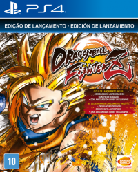 Dragon Ball FighterZ - Edição de Lançamento - PS4