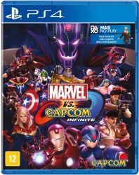 Marvel vs. Capcom: Infinite - Seminovo - PS4