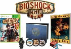 Bioshock Infinite: Premium Edition - Seminovo - Xbox 360