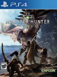Monster Hunter World - PS4 (Pré-venda)
