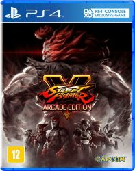 Street Fighter V: Arcade Edition - PS4