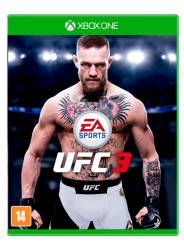 EA Sports UFC 3 - Xbox One (Pré-venda)