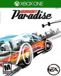 Burnout Paradise - Xbox One
