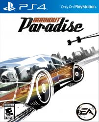 Burnout Paradise - PS4 (Pré-venda)