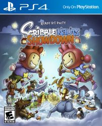 Scribblenauts Showdown - PS4 (Pré-venda)