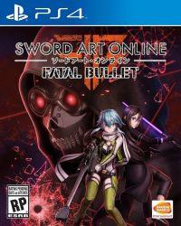 Sword Art Online: Fatal Bullet - PS4 (Pré-venda)
