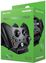 Dual Power Dock DreamGear - Xbox One