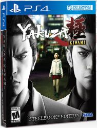 Yakuza Kiwami Steelbook Edition - PS4