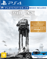 Star Wars Battlefront - Ultimate Edition - PS4