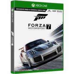 Forza Motorsport 7 - Seminovo - Xbox One