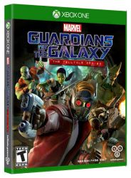 Guardians of the Galaxy: The Telltale Series - Seminovo - Xbox One