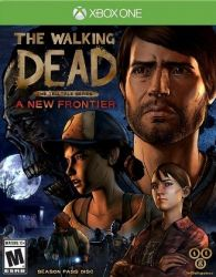 The Walking Dead: A New Frontier - Seminovo - Xbox One