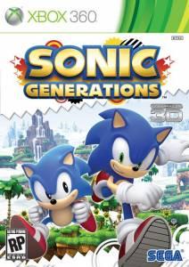 Sonic Generations - Seminovo - Xbox 360