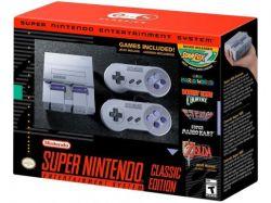 Super Nintendo Classic Edition Compacto - Conexão HDMI e USB 21 Jogos na Memória