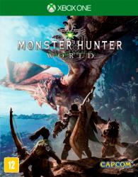 Monster Hunter World - Seminovo - Xbox One