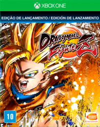 Dragon Ball FighterZ - Seminovo - Xbox One