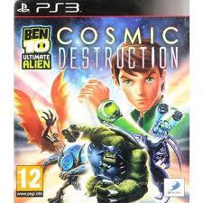 Ben 10 Ultimate Alien: Cosmic Destruction - PS3