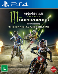 Monster Energy Supercross The Official Videogame - PS4
