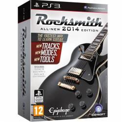 Rocksmith 2014 (Edição c/ Cabo) - Seminovo - PS3