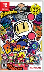 Super Bomberman R - Seminovo - Nintendo Switch
