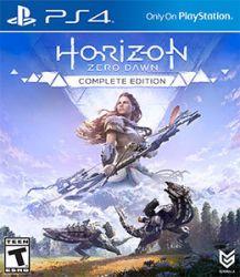 Horizon: Zero Dawn - Complete Edition - PS4